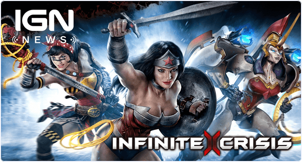 Infinite Crisis PC Game