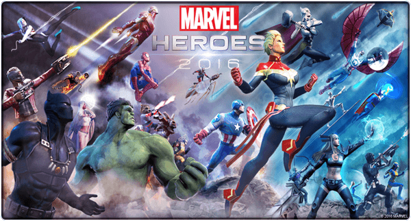 Marvel Heroes 2016 PC Games
