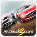 Racer Vs Cops Android Game