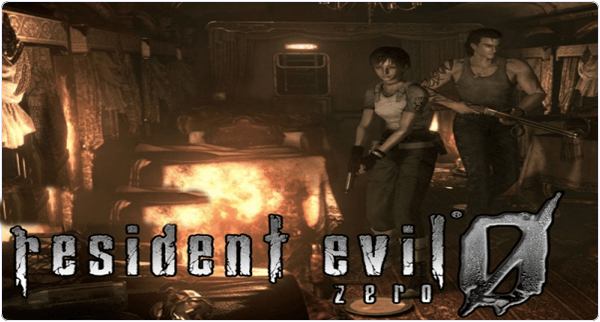 Resident Evil Zero HD PC Game