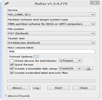 Rufus PC Software