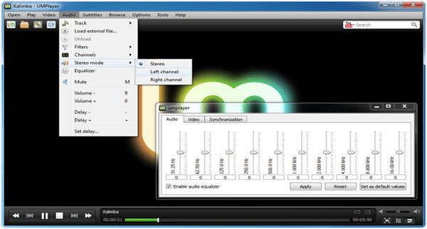 UM Player PC Software