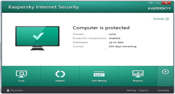 Kaspersky Internet Security 2016 PC Software