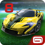 Asphalt8 game icon