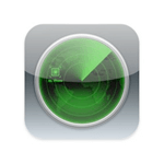 find my iphone app icon