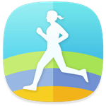 Shealth app icon