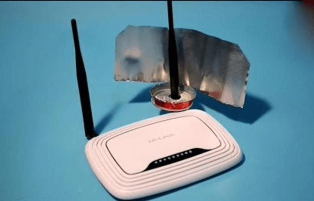 Wifi signal extender