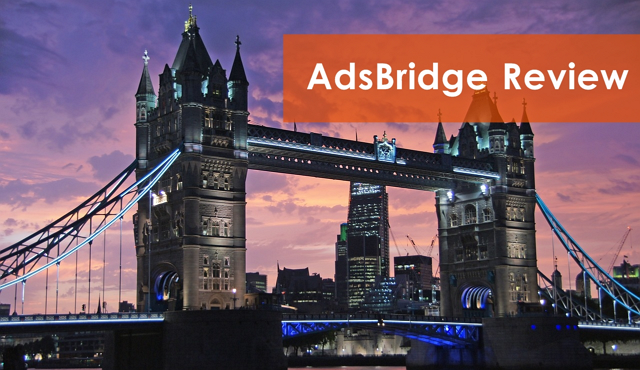 Adsbridge review by safetricks