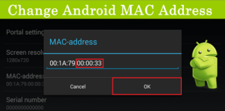 How To Change WiFi MAC Address On Android
