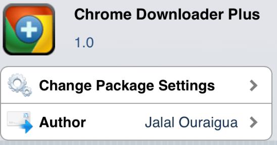 chrome downloader plus