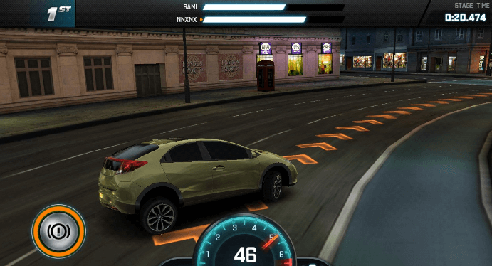 fast & furious game