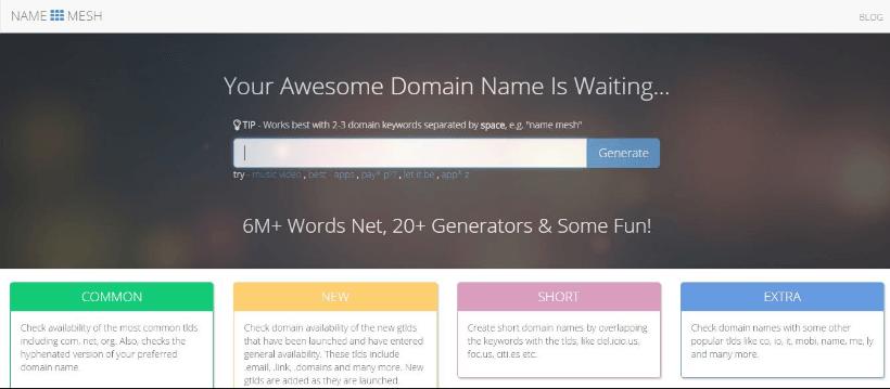 name mesh