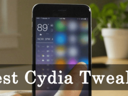 Best Cydia Tweaks For iOS iphone ipad