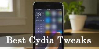 Best Cydia Tweaks For iOS iphone ipad