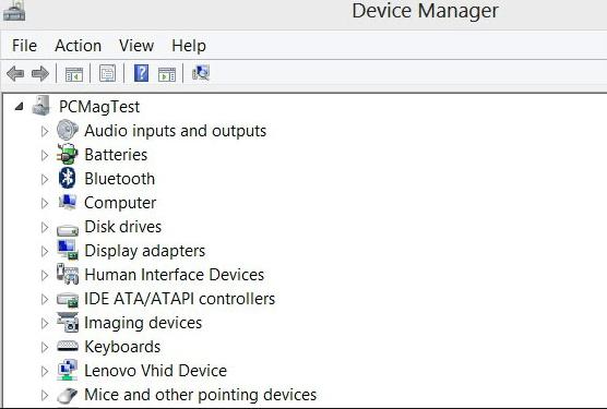 Nonaktifkan perangkat port yang tidak digunakan