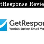 Getreponse review email marketing tool