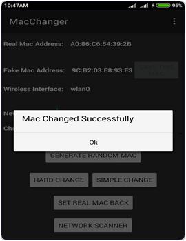 Mac Changed