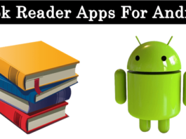 eBook Reading Apps For Android