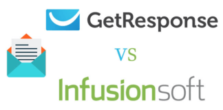 getresponse vs infusionsoft review