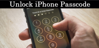How To Unlock iPhone Passcode Lock