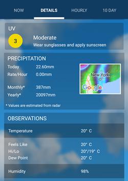 weatherbug details