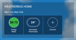 weatherbug home connect
