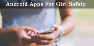 Top 10 Best Android Apps For Women's Or Girl Safety