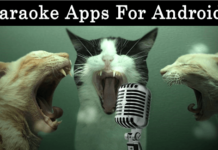 Karaoke Apps For Android