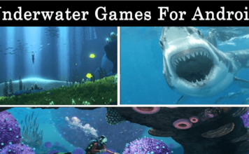 Underwater Games For Android