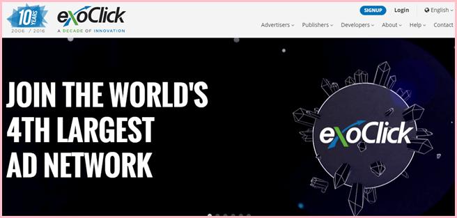 exoclick popunder ad network