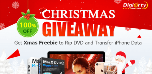 [Giveaway] Now Faster than Ever at Backing up DVD Collections with Best Mac DVD Ripper