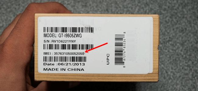 Cara Mendapatkan Nomor IMEI dari Ponsel Android yang Hilang