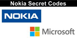 Nokia Secret Codes 2019