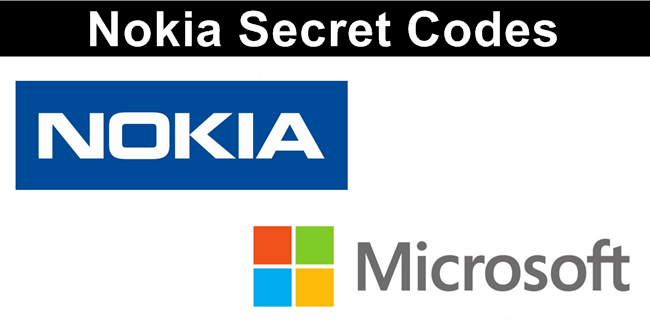 Nokia Secret Codes 2018