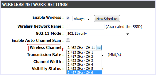 reduce wifi range