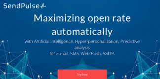 SendPulse Review For Email, SMS, WebPush And SMTP