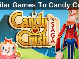 Similar Games Like Candy Crush