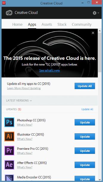 windows adobe update