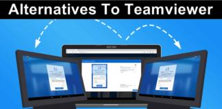Alternatives To Teamviewer