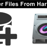 How To Recover Deleted Files From Hard Drive