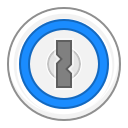 1Password Manager Logo