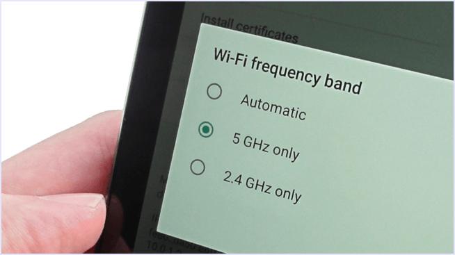 5ghz wifi frequency