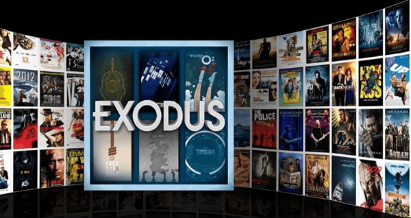 exodus kodi add on