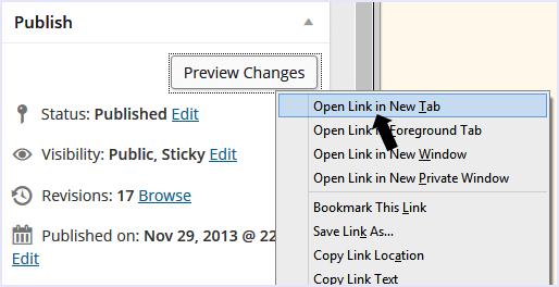 open in new tab