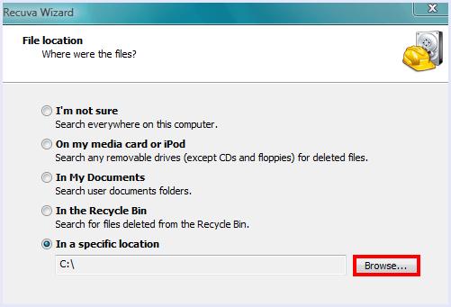 Cara Mengembalikan File yang Telah Terhapus Di Recycle Bin