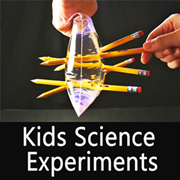 Science Experiments for Kids Thumbnail