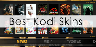 Top 10 Best Kodi Skins