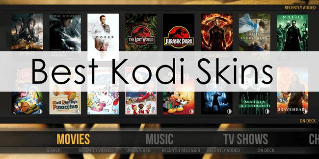 Best Kodi Addons 2020.Top 10 Best Kodi Skins 2020 Latest Safe Tricks