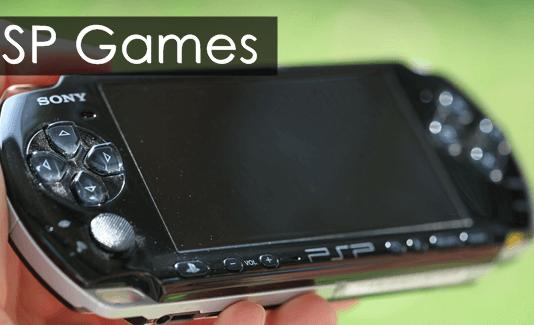 Best PSP Games List
