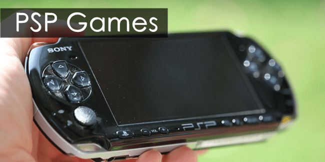Best PSP Games List